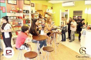 Reinaugurou em Goioerê Cacau Show - Um novo espaço e muitas novidades