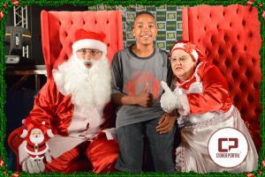 Fotos da Chegada do Papai Noel em Goioerê nesta quarta-feira, 13