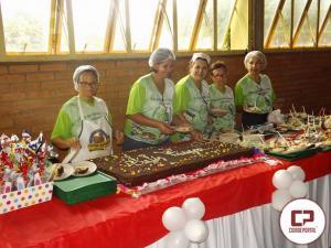 Pastoral da Criança realiza festa da Páscoa