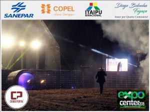 Fotos da abertura da Expo-Center 2018 desta quinta-feira, 03