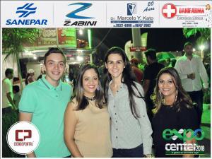 Fotos da Expo-Center 2018 deste Sábado 05