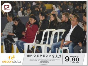 Expo-Cristã reuniu centenas de pessoas na noite deste sábado, 02