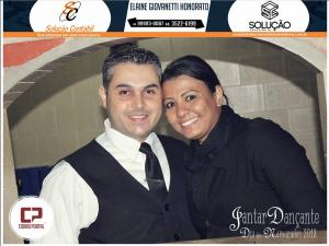 Fotos do Jantar dos Namorados realizado na Associação Cerac
