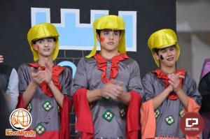Alunos do 2º ano do Colégio Novo Mundo apresentam peça Teatral na Casa da Amizade