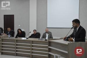 Solenidade de posse do novo Delegado de Goioerê foi na Câmara Municipal nesta terça-feira, 07