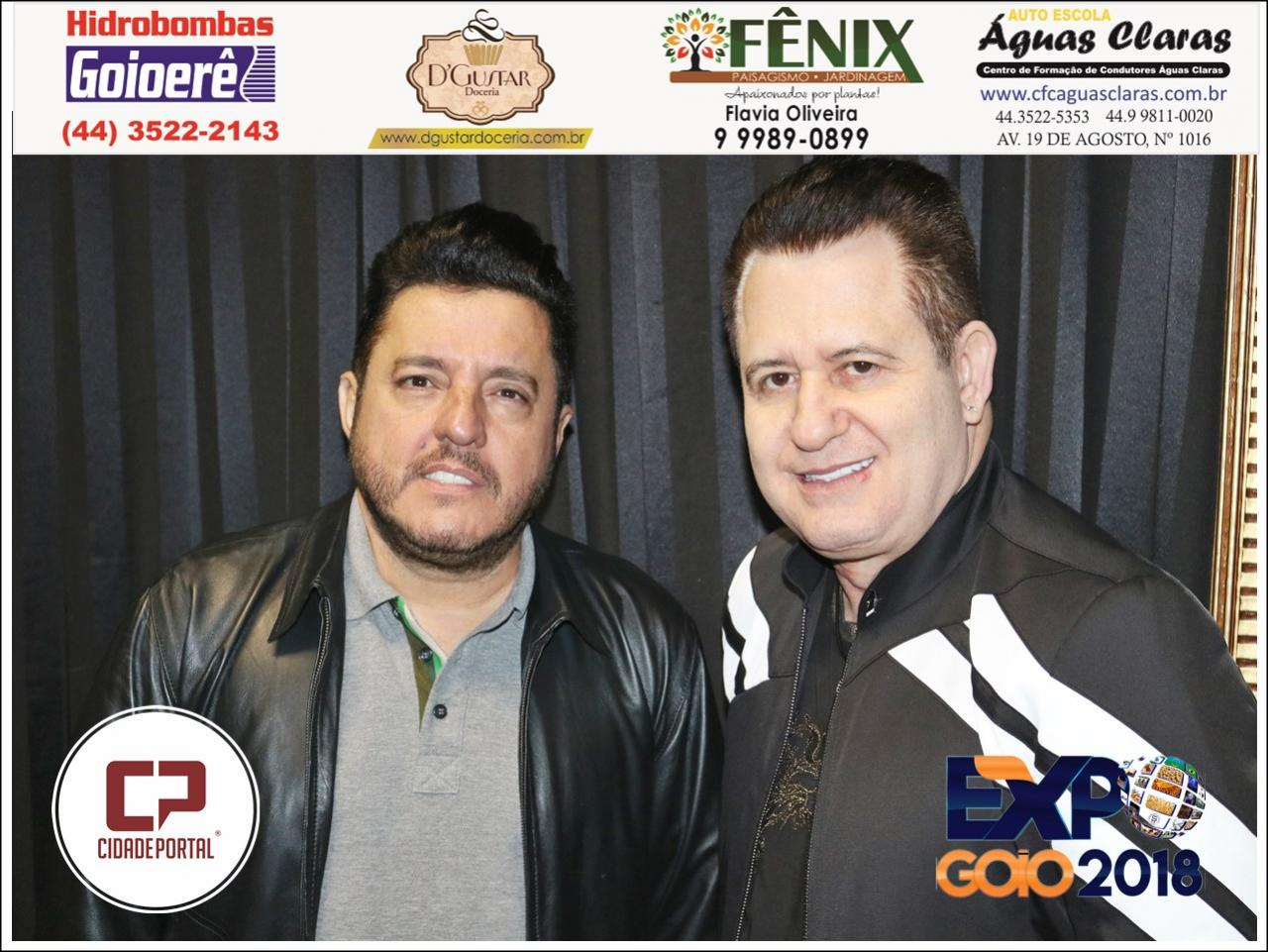 Expo Goio 2018 - Fotos de Sexta Feira, Show com Bruno e Marrone