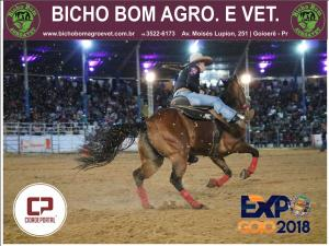 Expo Goio 2018 - Veja a galeria de Fotos do Domingo a Noite