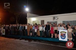 Solenidade do 52º aniversário do 4º BPM foi realizado nesta quinta-feira, 14