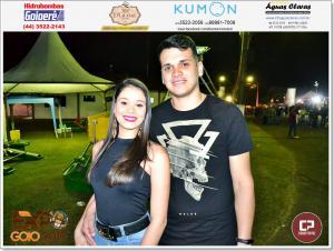 Galeria 02 de Fotos de Sexta-Feira, 09, da Expo-Goio 2019
