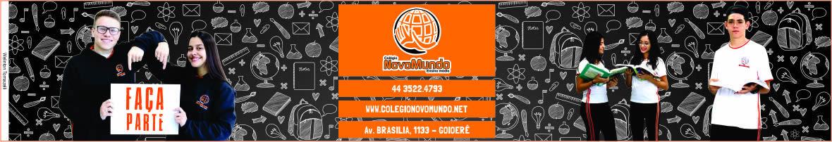 14ª Feira do Conhecimento no Colégio Novo Mundo