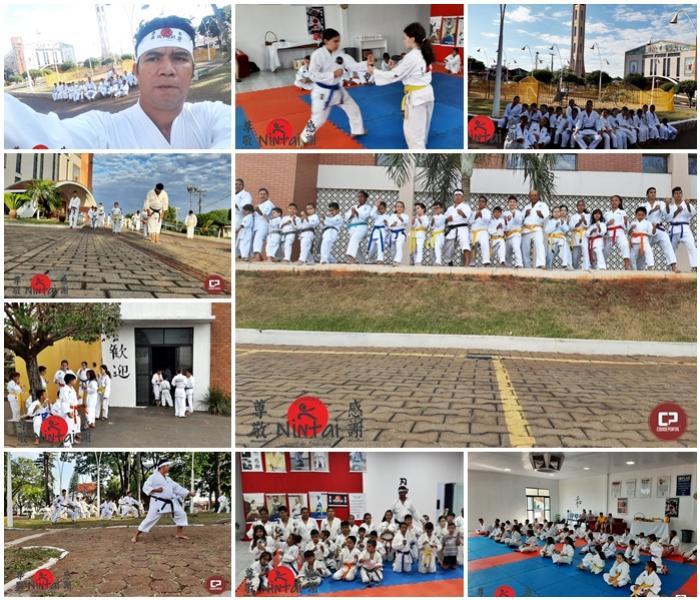 Jornada de Karate Nintai