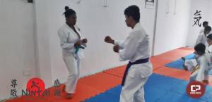 Jornada de Karate da Academia Nintai foi sucesso
