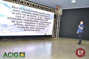Palestra Decisão sem Ação, É só Intenção reúne mais de 700 pessoas em Goioerê