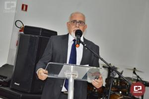 João Ceolin recebe Título de Cidadão Honorário de Goioerê