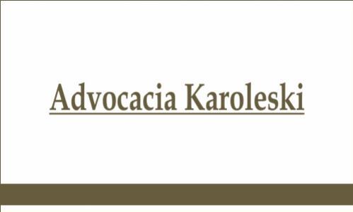 Advocacia Karoleski
