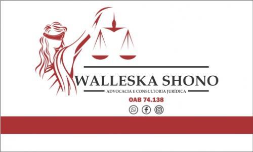 Advocacia Walleska Farias Duarte Shono OAB/PR 74.138
