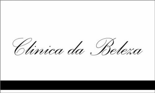 Clinica da Beleza