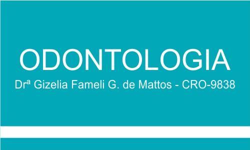 Consultorio Odontologico Dra° Gizelia Fameli