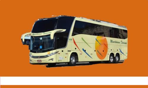 Expresso Mourãoense - Transporte Municipal -  Jaracatiá para Jardim Universitário - Sábados, Domingos e Feriados