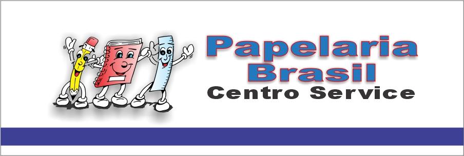 Papelaria Brasil - Centro Service