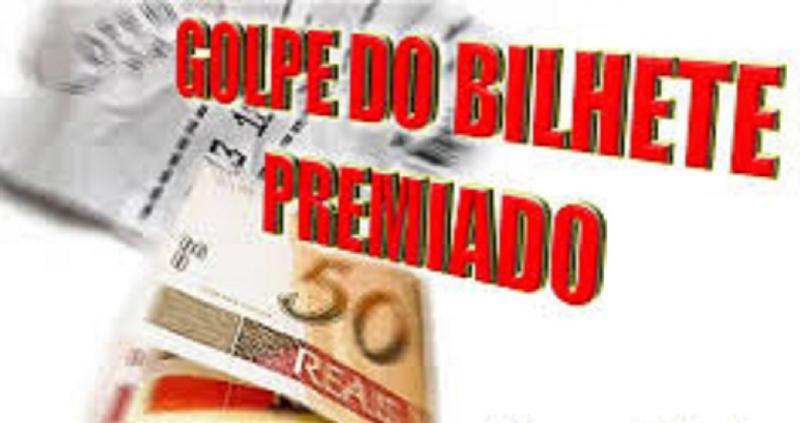 Mulher perde 10 mil reais em golpe do Bilhete Premiado na cidade de Mariluz nesta sexta-feira, 17