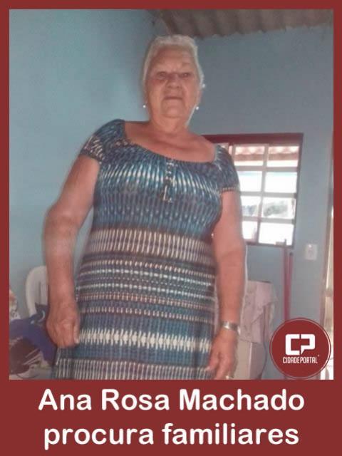 Gente Procurando Gente: Ana Rosa Machado procura irmãos na cidade de Campo Mourão ou região