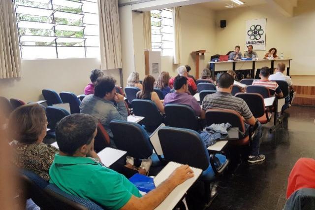 COU Unespar posiciona-se contra modelo de financiamento por índice em Curitiba