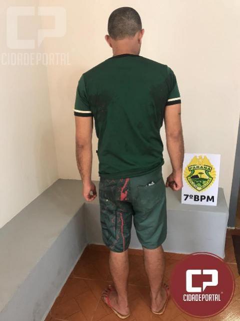 Polícia Militar cumpre mandado judicial em Moreira Sales