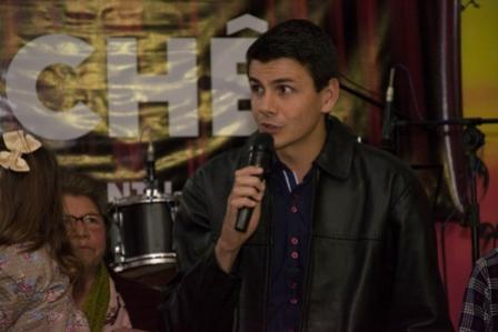 Arraiá da terceira idade reuniu comunidade e região numa grandiosa festa em Moreira Sales