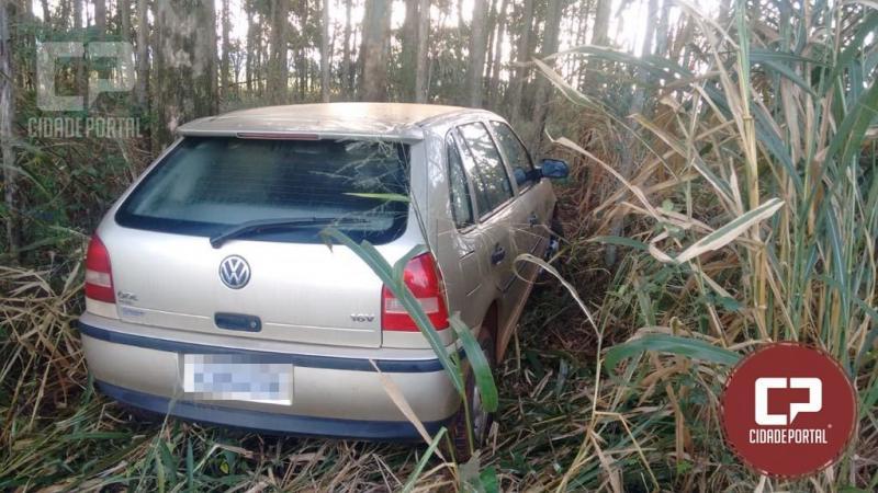 Polícia Militar de Moreira Sales recupera veículo furtado após duas horas da comunicação do furto