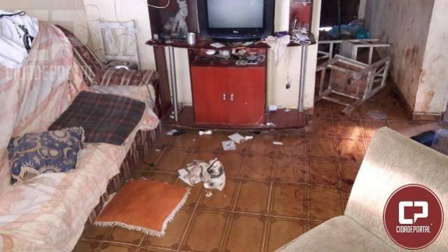 Corpo em decomposição foi encontrado em residência no município de Cidade Gaúcha