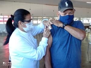 Goioerê vacinou cerca de 11% da população contra a covid-19
