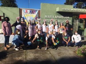 Educação entregou 2.900 lembranças de Páscoa para alunos dos rede municipal de Goioerê