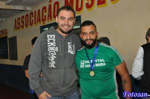 Hospital Santa Maria/Agilson Contabilidade é campeã do Interno de Futebol Suíço da Associação Museu