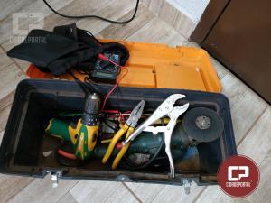 Cinco pessoas foram presas pela Polícia Militar de Goioerê após furtar Posto de Combustível em Bandeirantes D´Oeste