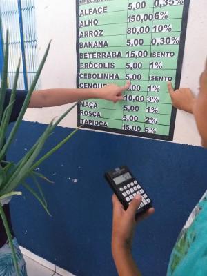 Projeto Cidadãos do Futuro realiza Feira do Banco Estudantil