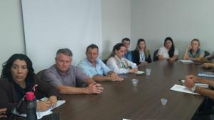 Pedro Coelho mobiliza prefeitos da região em torno da regionalização do Hospital Santa Casa