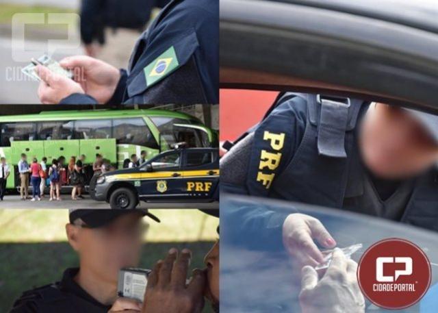 PRF registra Ano Novo 43% menos violento que 2018 no Paraná