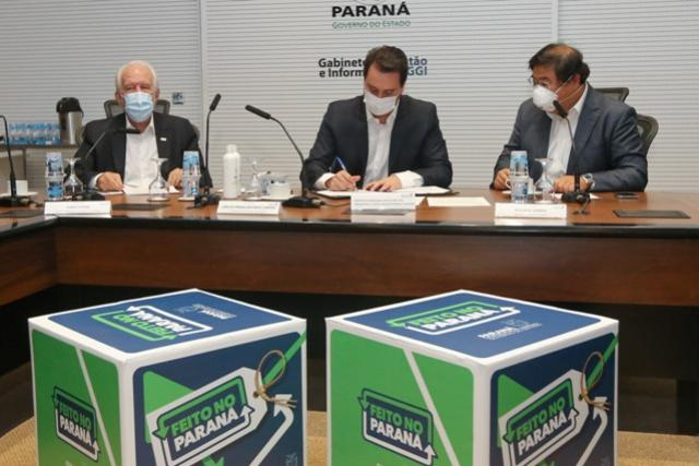 Com incentivo do Estado, Renault anuncia investimento de R$ 1,1 bilhão