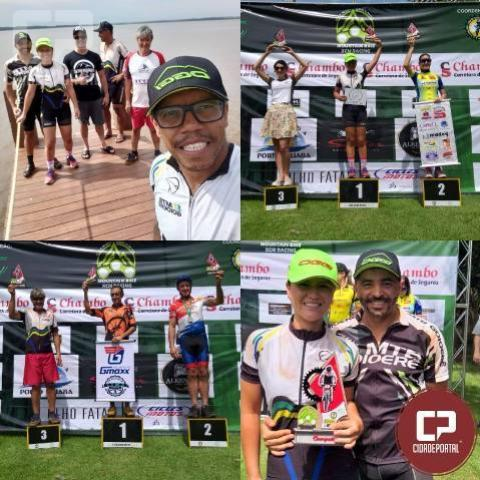 Equipe de Mountain Bike MTB GOIOERÊ se destaca em mais uma competição
