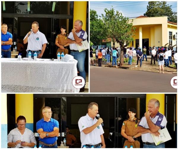 Prefeito de Goioerê e Associação Comercial firmam compromisso de reabrir o comércio até segunda-feira, 06