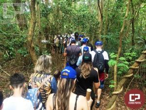 Caminhada Internacional da Natureza reuniu mais de 800 pessoas em Goioerê