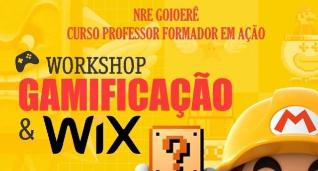 NRE de Goioerê: Professor de Biologia organiza 1º Workshop de gamificação