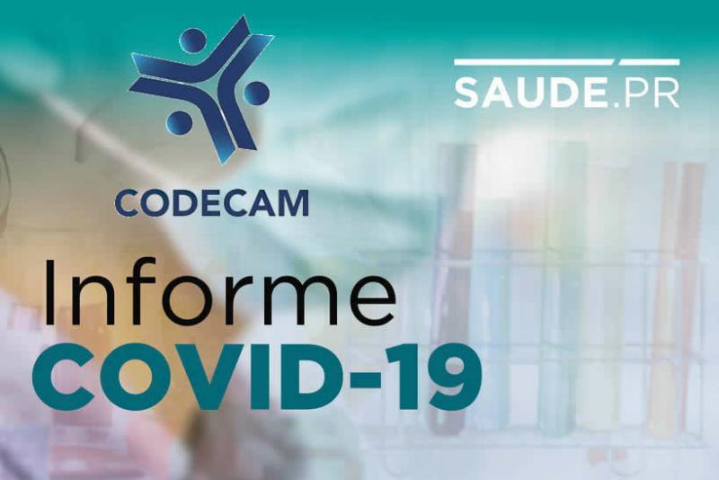 Conselho de Desenvolvimento de Campo Mourão - Codecam divulga informações sobre Covid-19