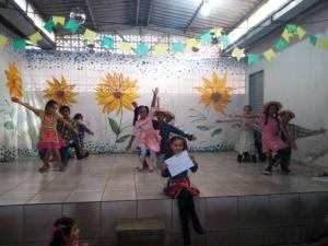 O arraiá do santa Clara foi realizado dia 29 de junho muita alegria e atividades