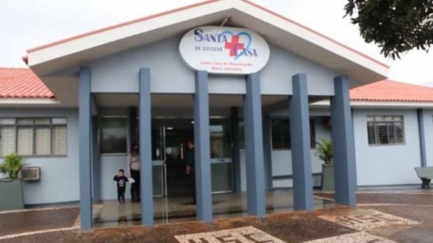 Hospital Santa Casa de Goioerê tem taxa de mortalidade hospitalar menor que a média nacional