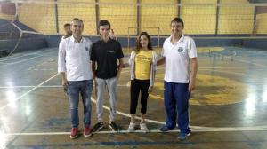 Atletas de Goioerê auxiliam na integração dos jovens intercambistas do Rotary
