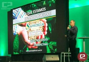 Cascavel, Medianeira, Palotina, Goioerê e Campo Mourão recebem projeto Caminhos da Soja