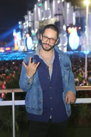 O festival de celebridades no primeiro finde do Rock in Rio - Rainer Cadete