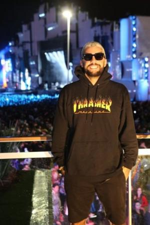O festival de celebridades no primeiro finde do Rock in Rio - Pedro Scooby